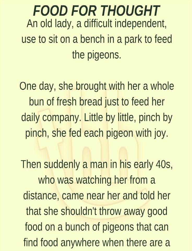 Food for thought funny proverbs food for thought funny
