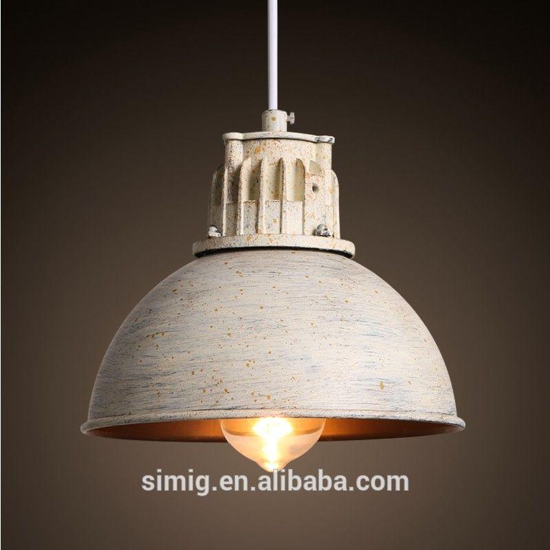 Photo of D205mm Industrial metal loft lamp E27*1-40W