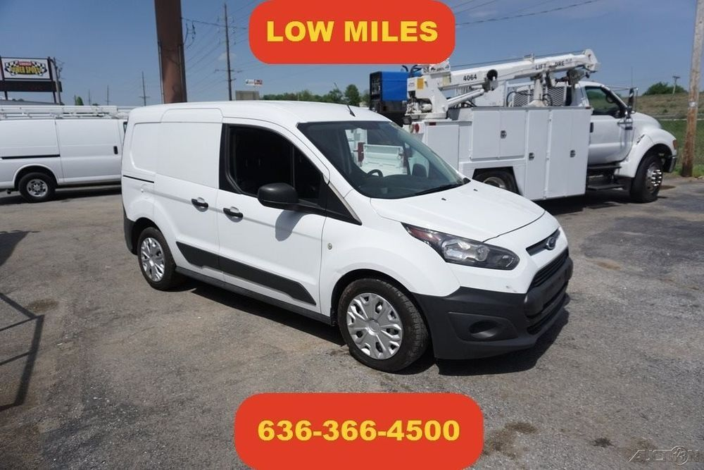 Ford Transit Connect Xl 2014 Xl Used 2 5l I4 16v Automatic Fwd