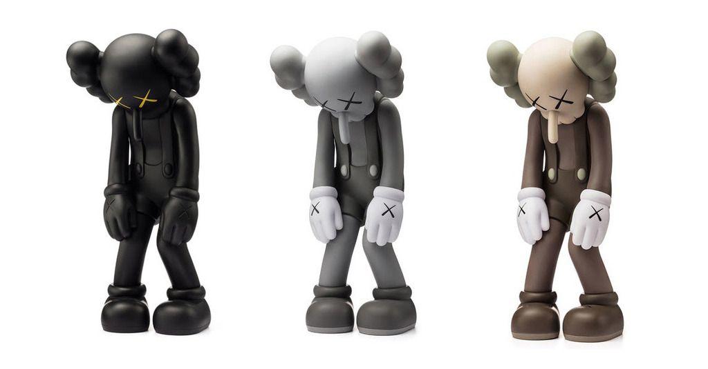 Coming Tomorrow Kaws S Small Lie Vinyl Figure Vinyl Figures Art Toy Kaws Toys