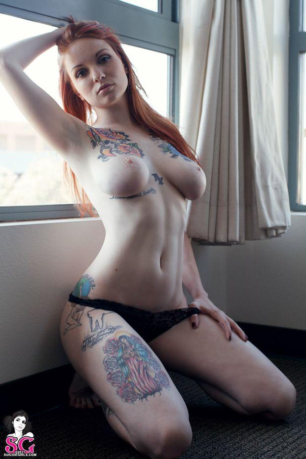 Suicide redhead nude girls kemper