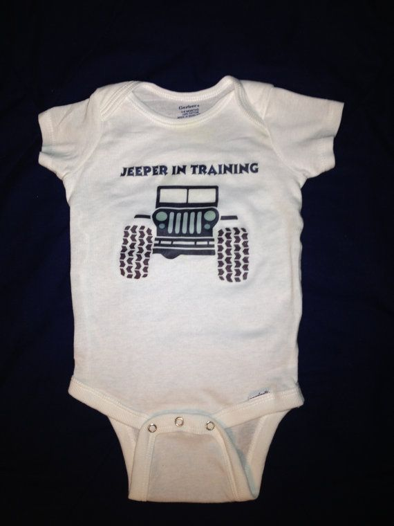 5ef952e13c JDbabytique - - on Etsy Jeeper in training!! Jeep | JDbabytique ...