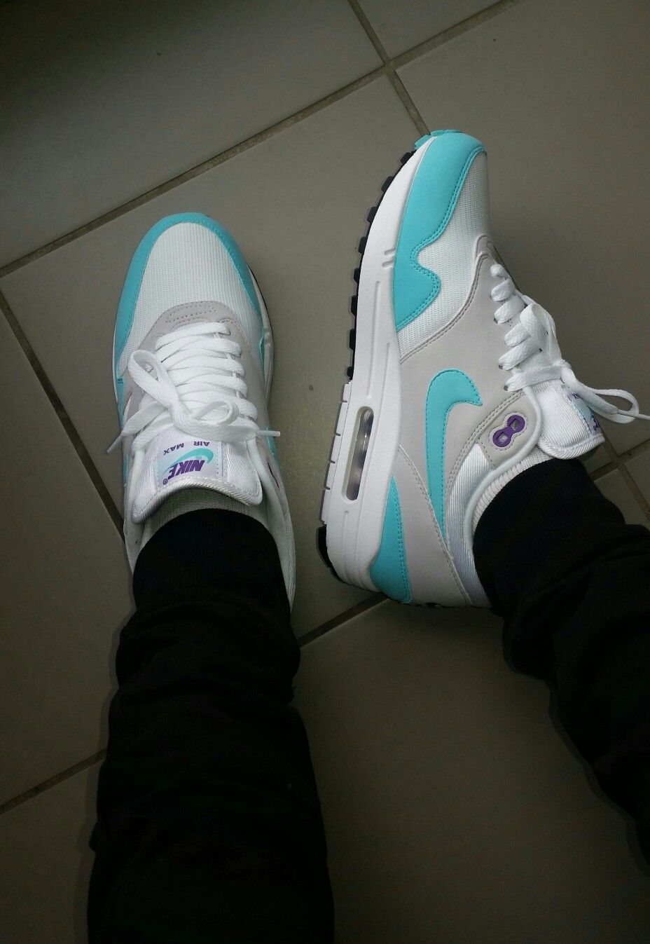 the best attitude bb48e 5980a Air max 1 Aqua OG