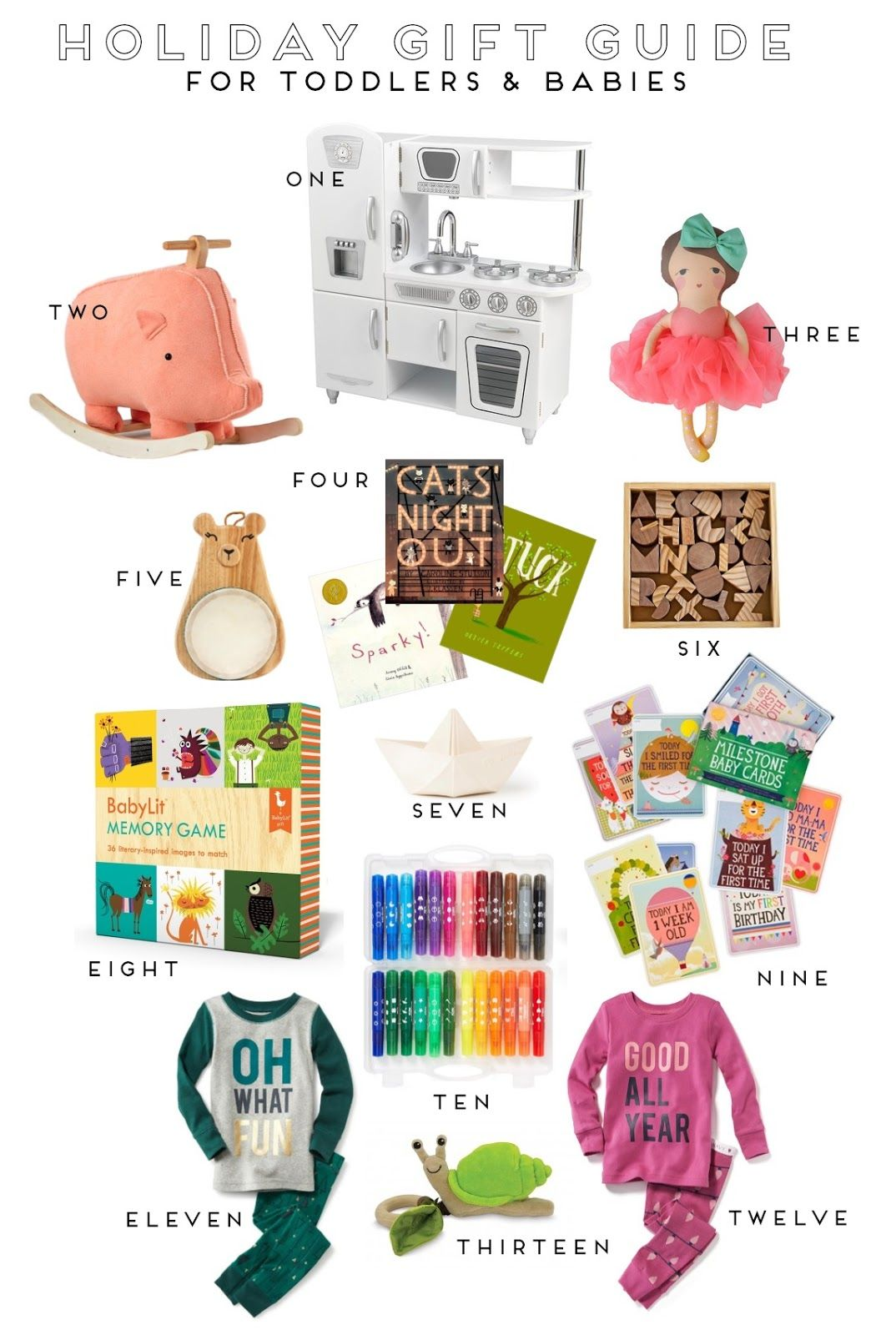 Holiday Gift Guide | Little Baby Garvin | Bloglovin' | Christmas ...