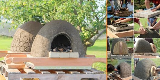 How To Build a Wood Fired Earth Oven - Home Design - Google+