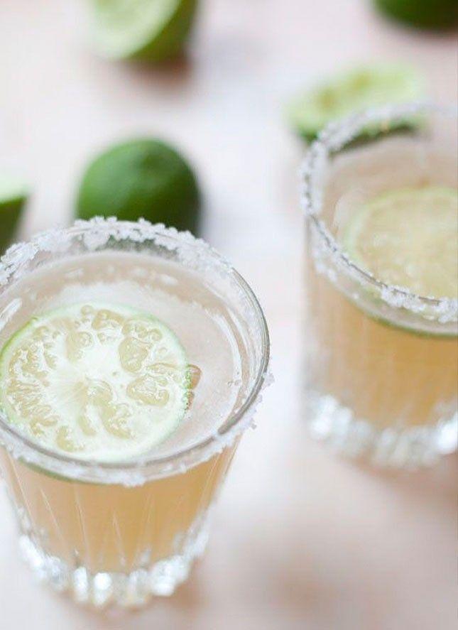 a Kombucha Margarita with this cocktail recipe.