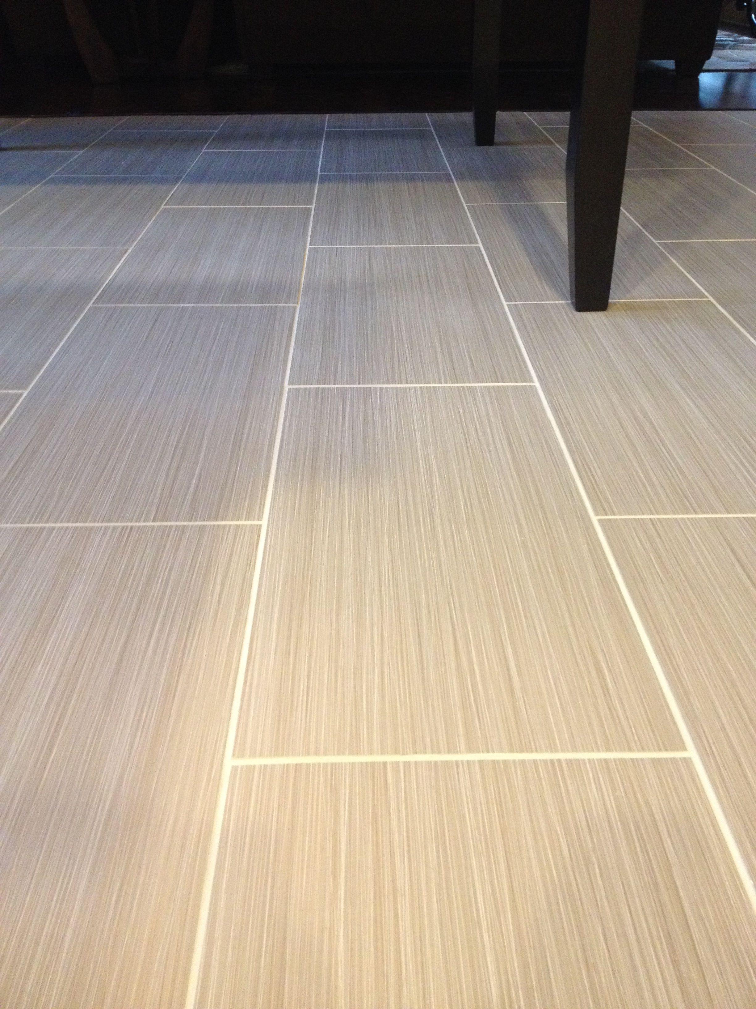 Floor tile fabrique gris linen unpolished bricklay pattern with floor tile fabrique gris linen unpolished bricklay pattern with oyster grey grout by waterton construction dailygadgetfo Image collections