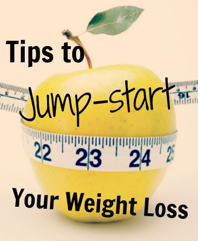 how to start a weight loss plan