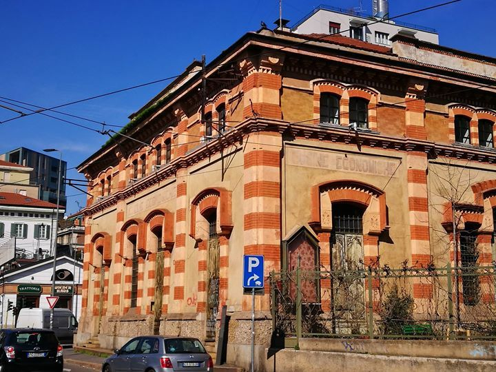 Buongiorno #Milano Da via Monte Grappa #milanodavedere Milano da Vedere