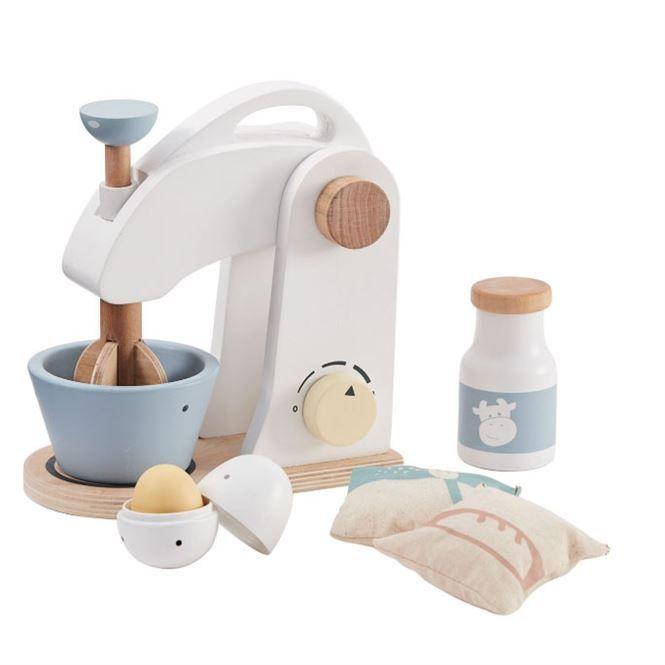 Kids Concept Mixer Mit Zubehor Kinderzimmerhaus Wooden Toys