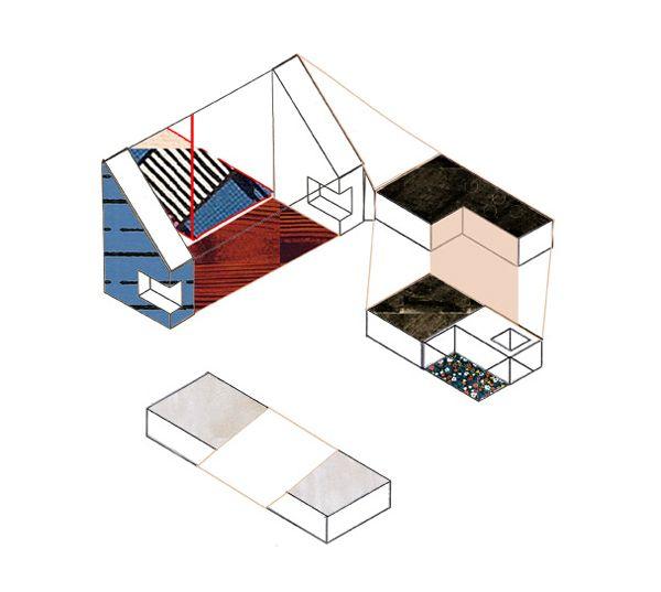 Alyson Fox Architecture Drawing Post Modern Architecture Architecture