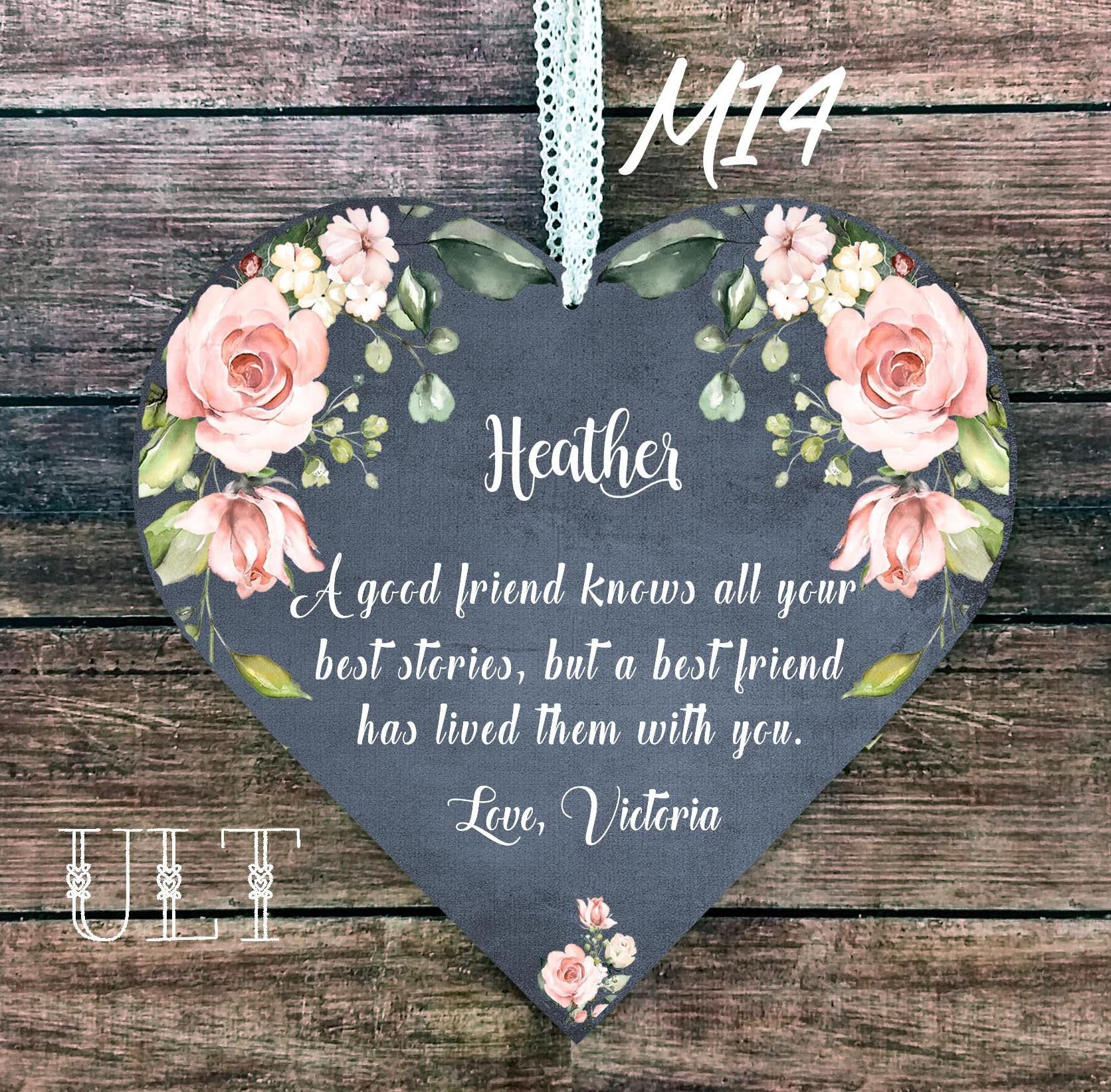 Best friend gift christmas gift best friend personalized