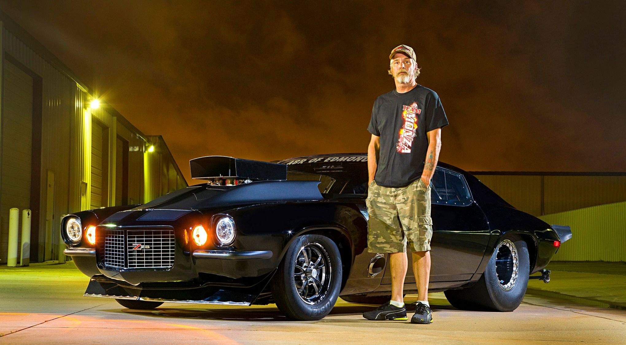 Jerry Johnston Aka Monza From Street Outlaws Has Collected A