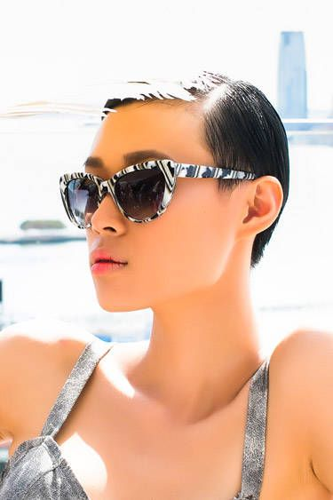 374173fc495e Best Sunglasses of 2014 from New York Spring Fashion Week - Harper s BAZAAR