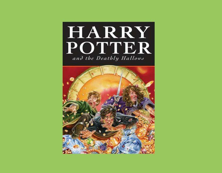 Free Download Harry Potter And The Deathly Hallows Pdf By J K Rowling Potter Harry Potter Books Series Harry