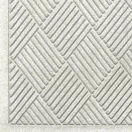 Andersen 221 White Polypropylene Waterhog Fashion Diamond Entrance Mat 8 4 Length X 3 Width For Indoor Outdoor Entrance Mat Outdoor Floor Mats Waterhog Mat