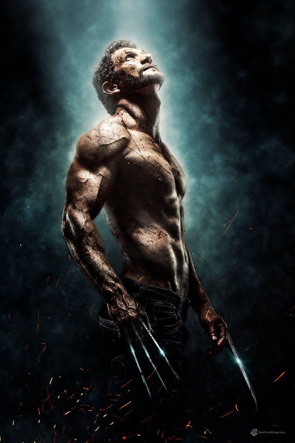 Wolverine by on DeviantArt