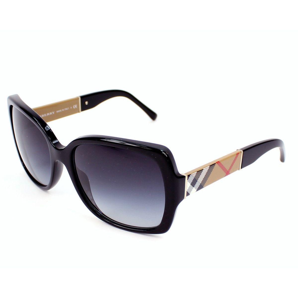 0e57e9ad49fb Burberry BE4160 Women s Square Sunglasses  189.99 www.overstock.com
