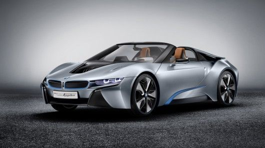 BMW World Tour Includes American Debut Of I8 And I3 Concepts
