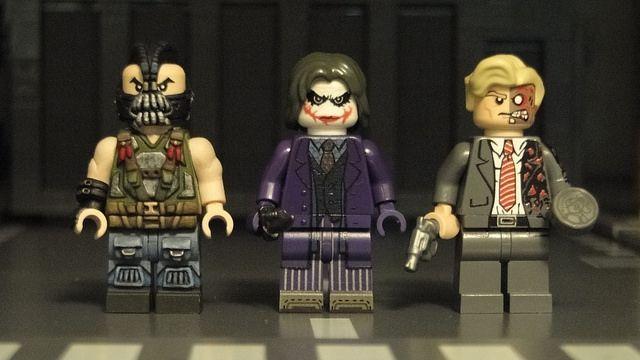 Dark Knight Rises Custom Minifigures | Legos | Pinterest | Dark ...