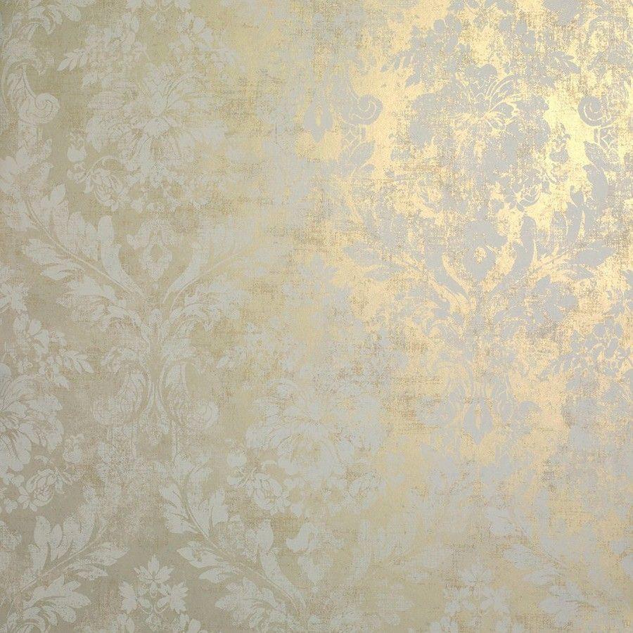 Papier peint Trianon - Nobilis | French style decor, Wallpaper and ...