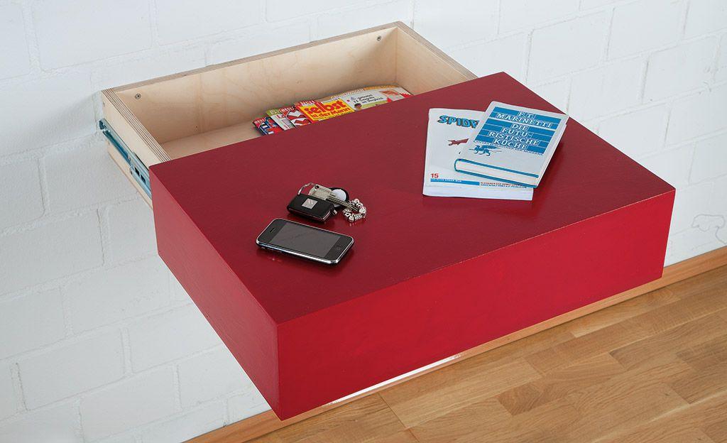 schl sselablage flur pinterest schublade selber bauen schl sselablage und schublade bauen. Black Bedroom Furniture Sets. Home Design Ideas