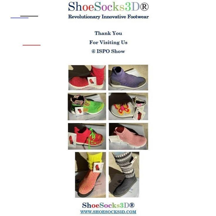 Thank You For Visiting Us @ ISPO Show #shoes #footwear #textile #design #sneakers #sport #fit #fitne...