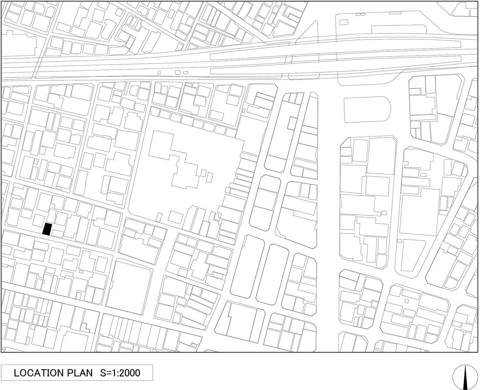 Sou Fujimoto House Na Drawings 02 Site Plan Jpg Sou Fujimoto Architect House Architect