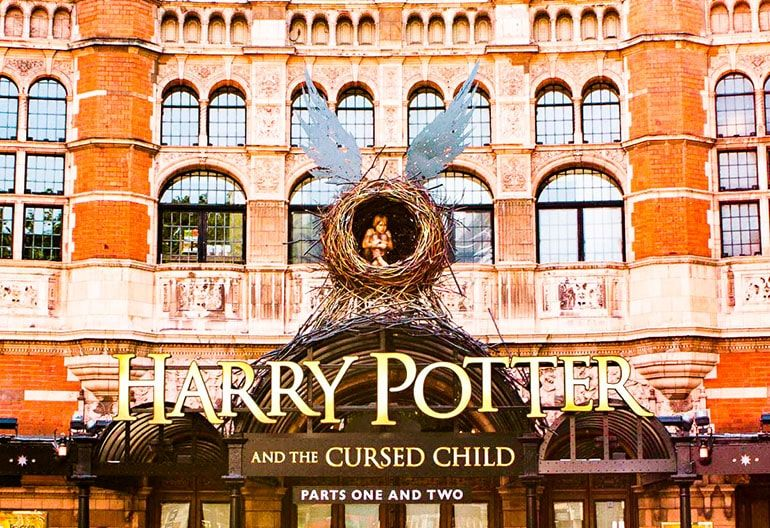 Wizard S Guide To Harry Potter Locations In London One Step Wanderer Harry Potter Locations Harry Potter Locations London Harry Potter Tour