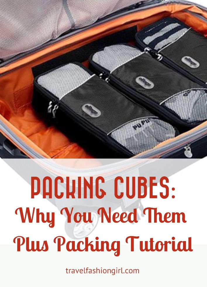 18cd1c92338 Learn how to pack light with packing cubes. The ultimate travel organizers