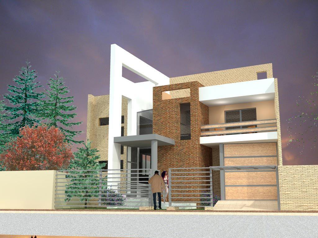 3d vivienda unifamiliar paraguay - Proyectos casas unifamiliares ...