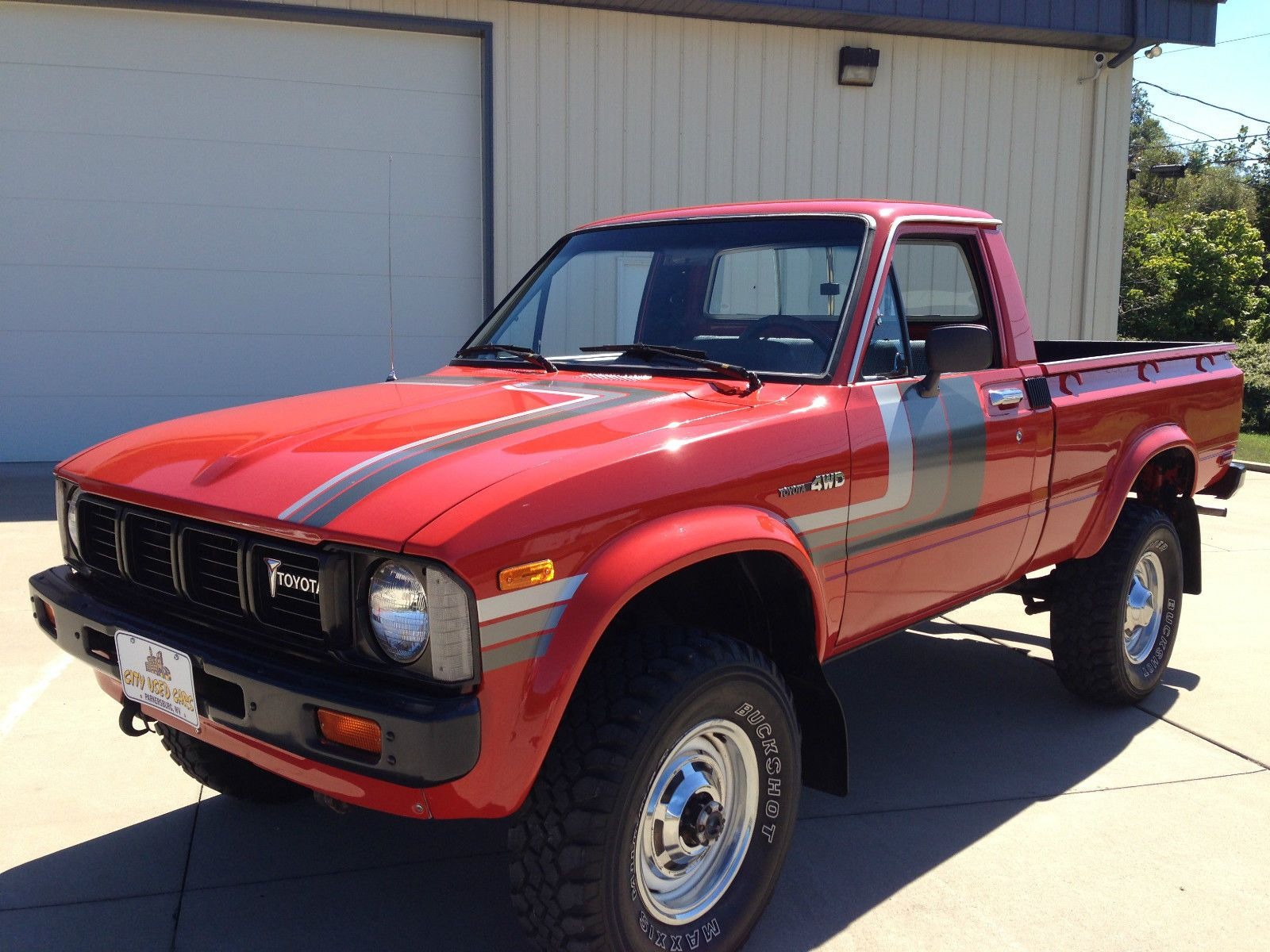 Toyota other sport package