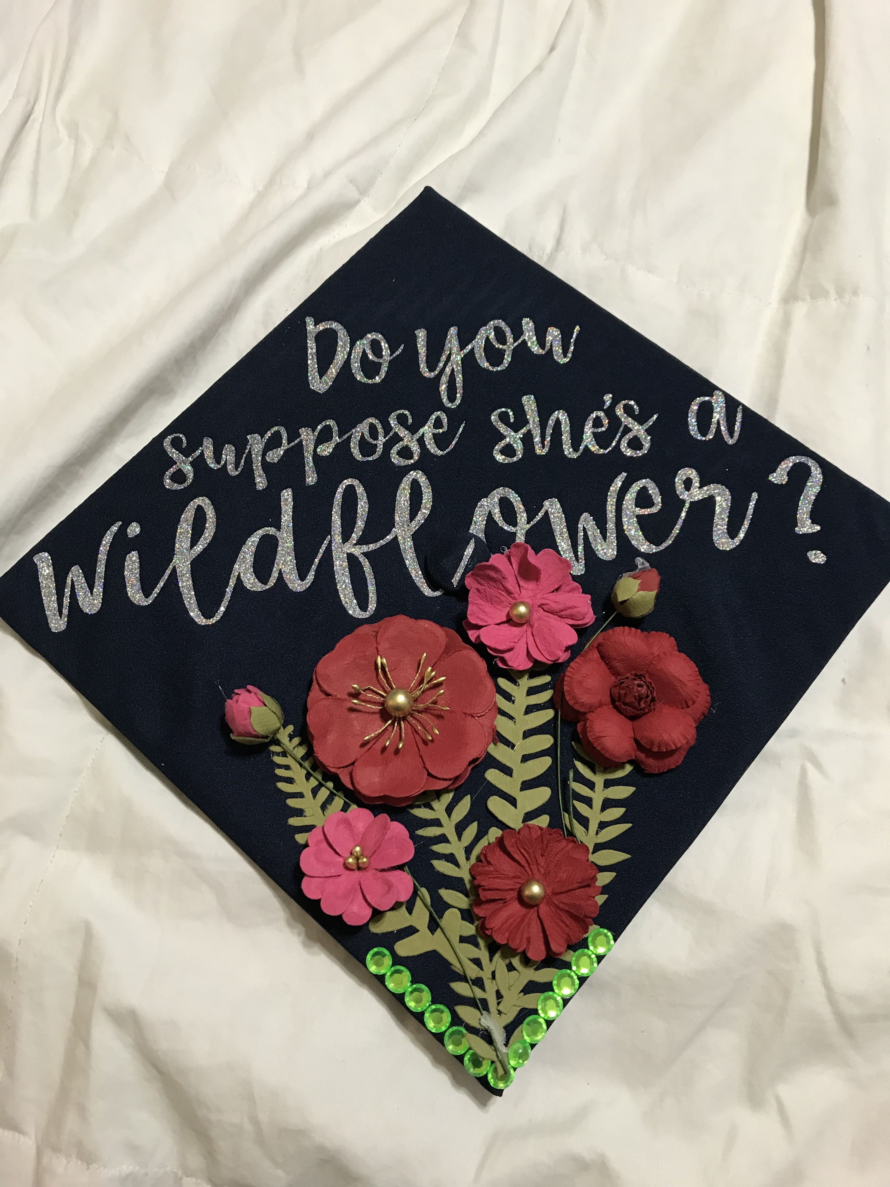 Alice In Wonderland Graduation Cap In 2020 Diy Graduation Cap