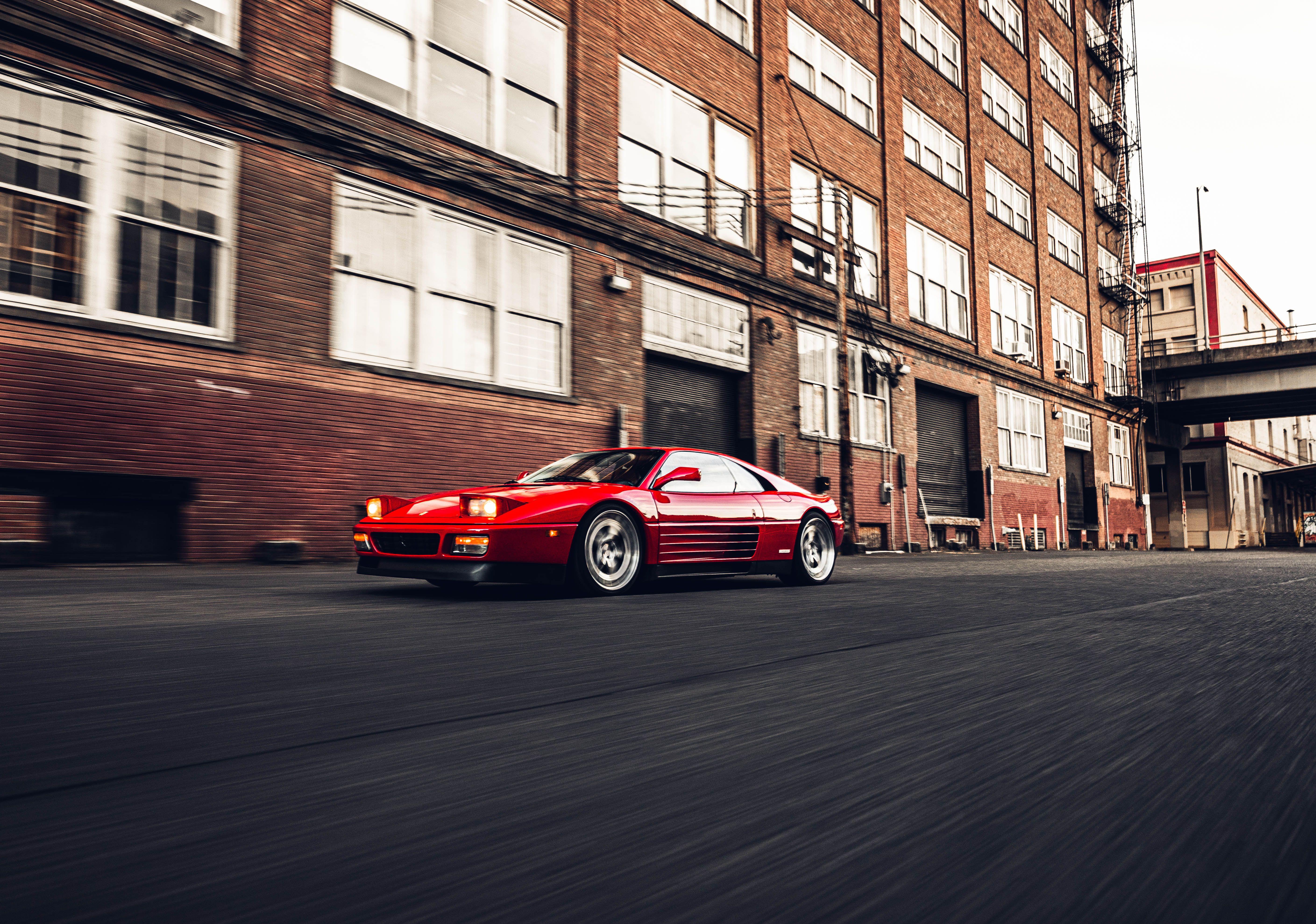 Ferrari 348 4k Ferrari 348 4k Wallpapers Ferrari 348 Ferrari 4k Wallpapers