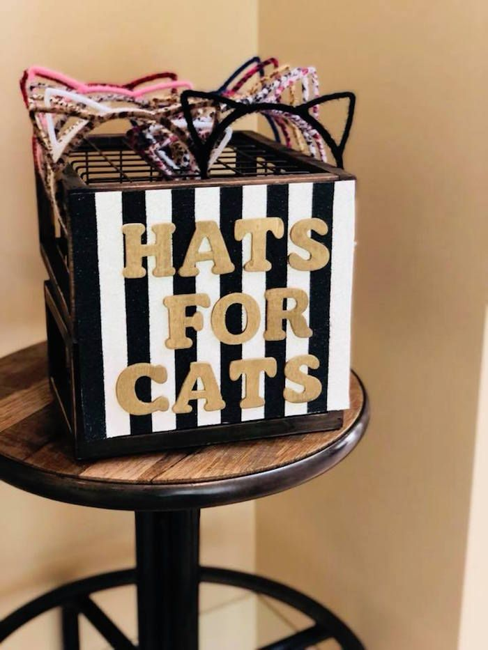 A Purrfect Pawty Kitty Cat Birthday Party   Kara's Party Ideas