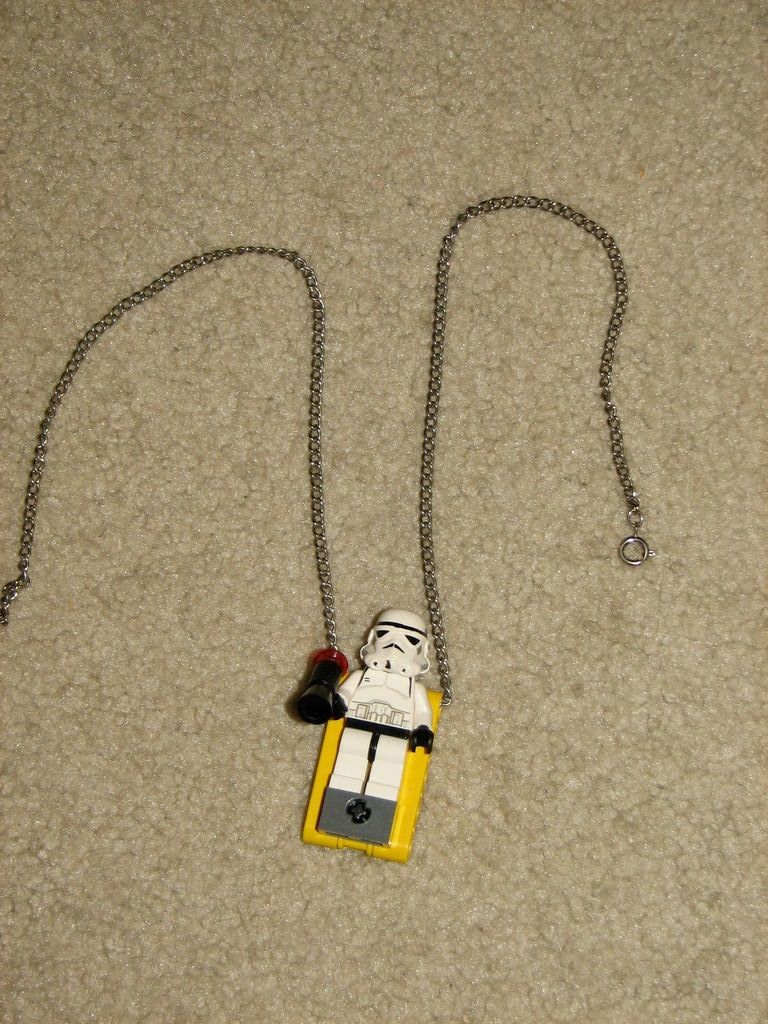 Playful DIY Lego Jewelry Just For You!