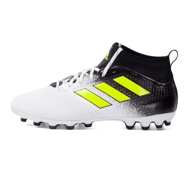 c17ae3d3fc54 Original New Arrival 2017 Adidas ACE 17.3 AG Men s Football Soccer Shoes  Sneakers