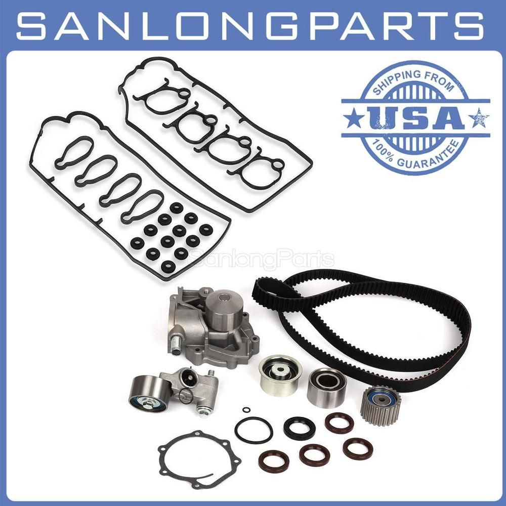 For Subaru Impreza Legacy Timing Belt Water Pump Valve Cover Gaskets