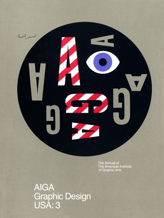 A EYE GA Typography, Graphics and Graphic designers - american institute of graphic arts