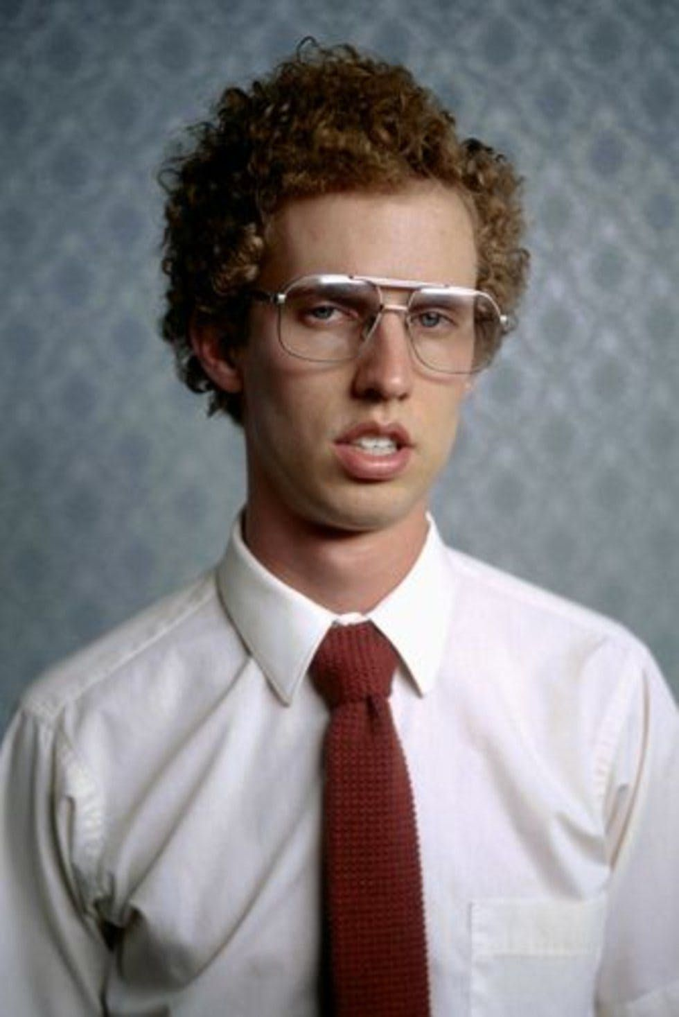 30 Bespectacled Characters On Film Dynamite Movie Napoleon Dynamite Mirrored Sunglasses Men
