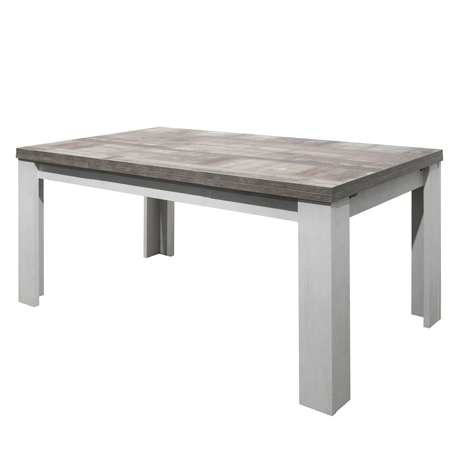 Table salle manger carr e pied central table de sejour - Table de salle a manger carree avec pied central ...