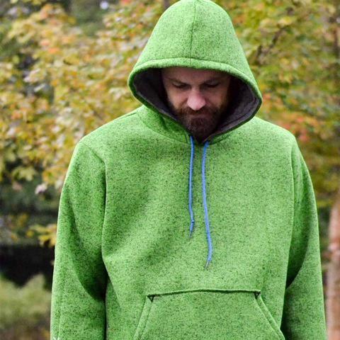 Men\'s Halftime Hoodie   Sew-Garment Pattern & Designspiration ...