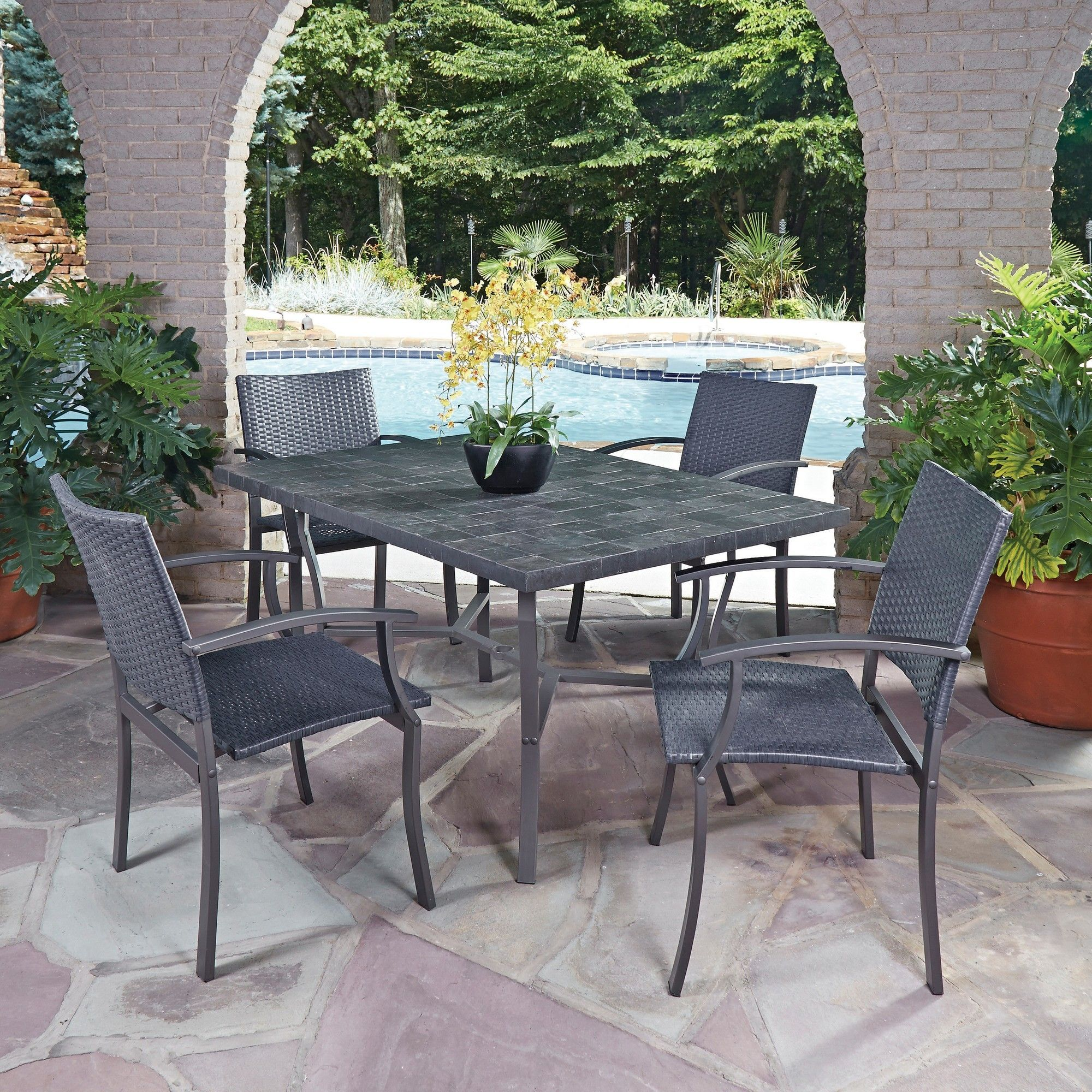 Pin On Outdoor Dining Set