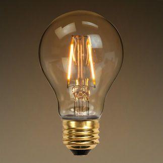 Led 2 5 Watt Victorian A19 40w Equal 2200k At Last A Light Bulb That Is Both Beautiful And Efficient Vintage Light Bulbs Bulb Edison Bulb