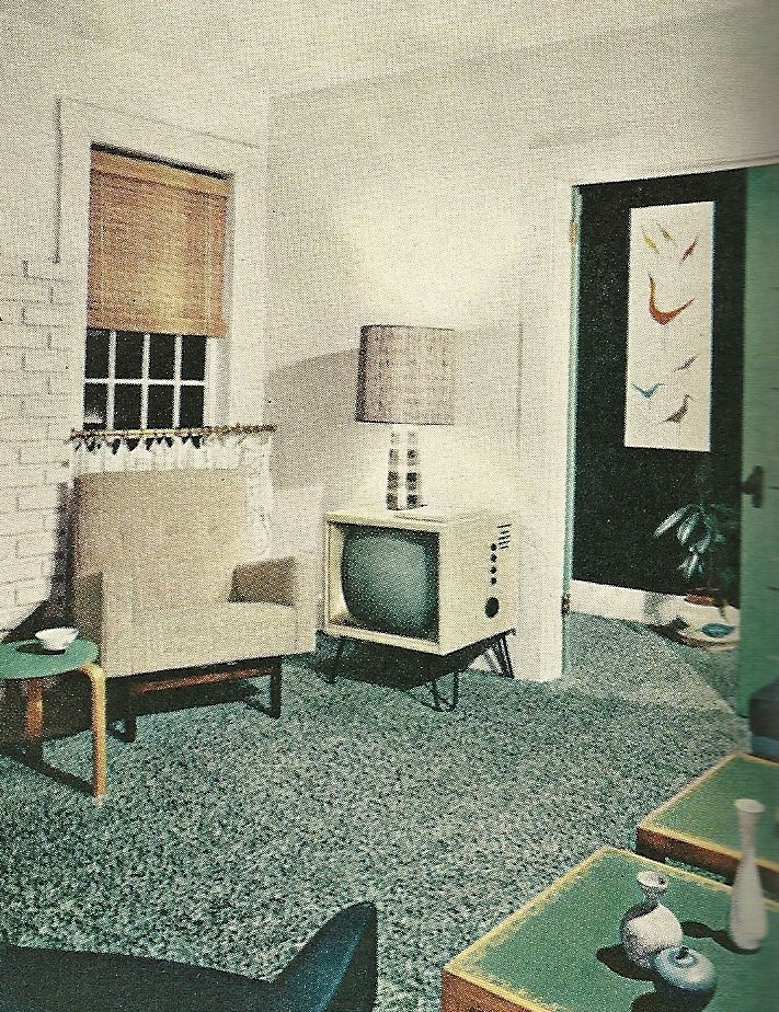 Marvelous Better Homes And Gardens Decorating Ideas Book From 1960