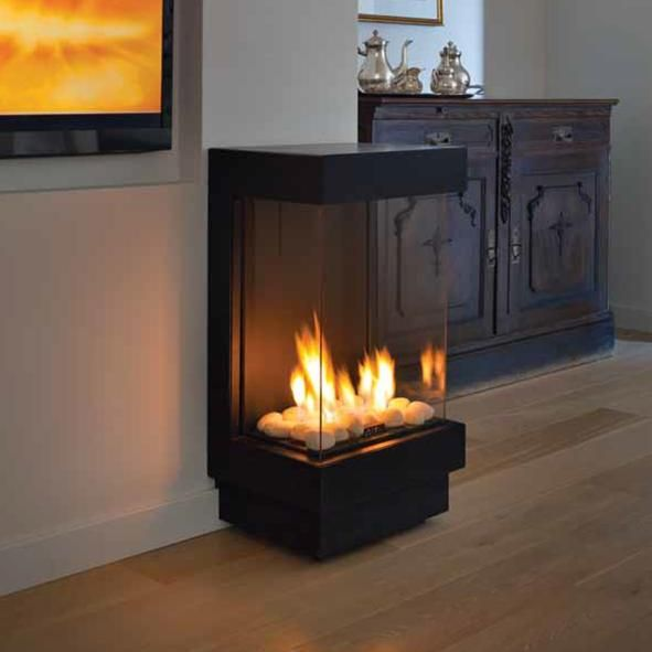 Exceptional Balanced Flue Fireplace   A Balanced Flue Gas Fire Is Room Sealed Using A  Glass