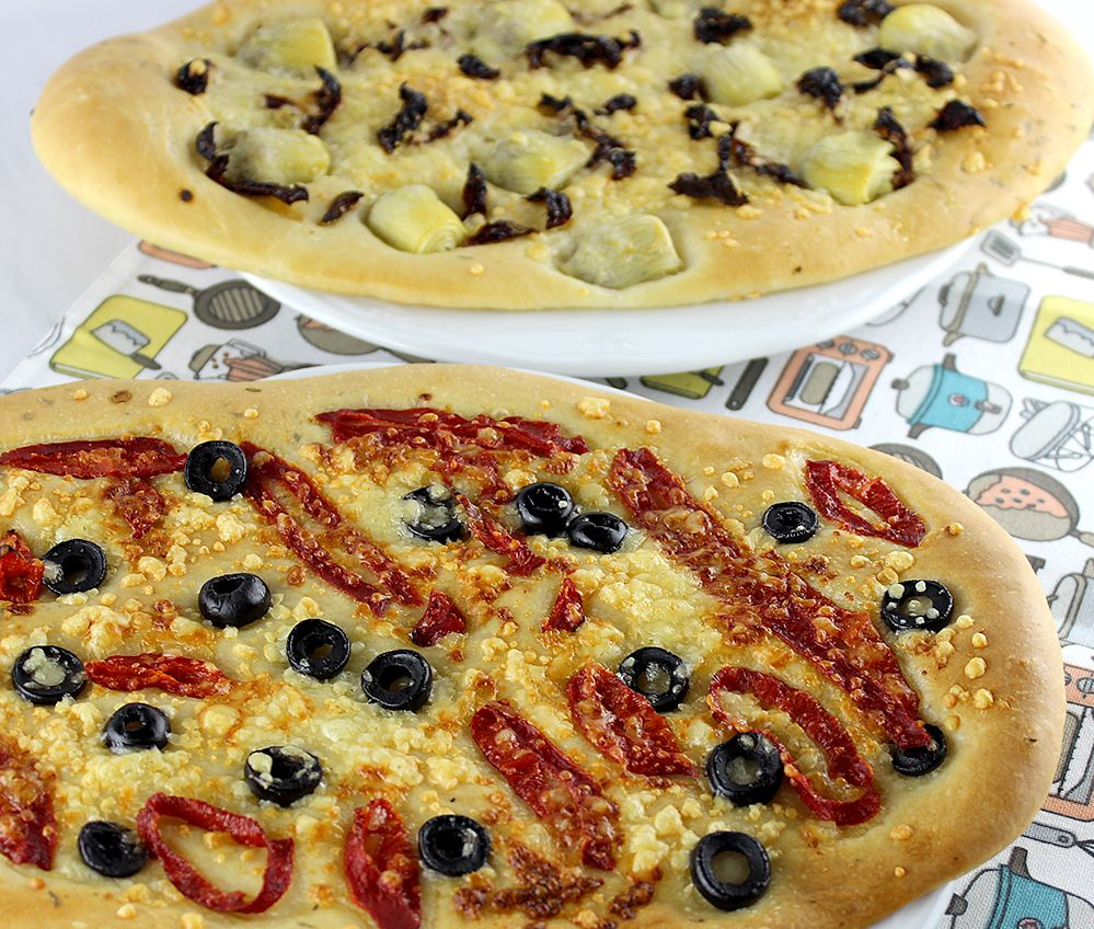 Coques salades thermomix les nostres receptes pasta pizza y empanadas - Pizza mycook ...
