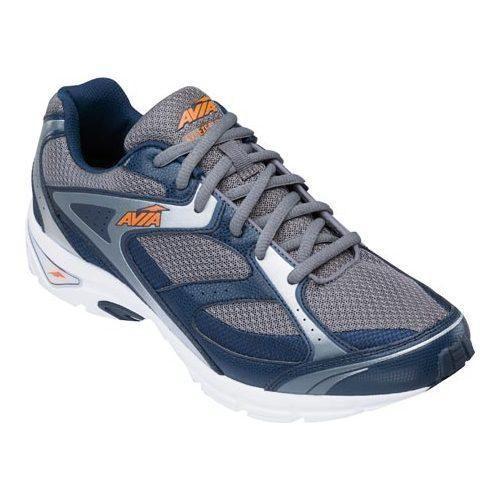 423dd6597 Men's Avia Avi-Execute Sneaker Steel Grey/True Navy/Chrome /Rhythm ...