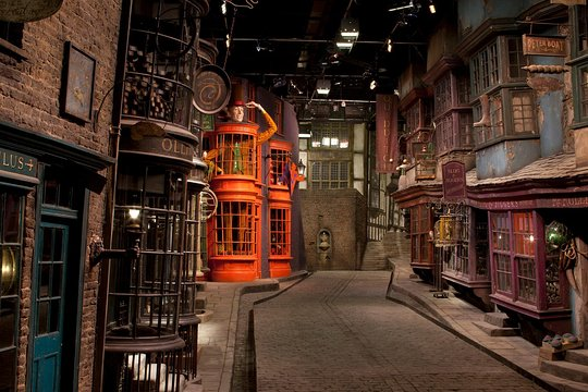 Tripadvisor | Warner Bros. Studio Tour London - The Making of Harry Potter and Oxford Day Trip provided by International Friends | England