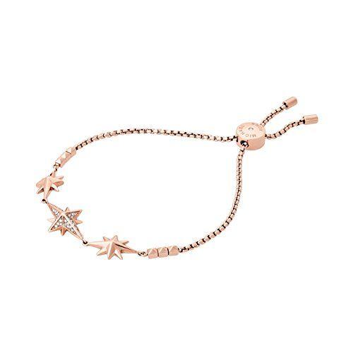 Michael Kors Women's Rose Gold Bracelet MKJ6619791 TM1Tr4UQq